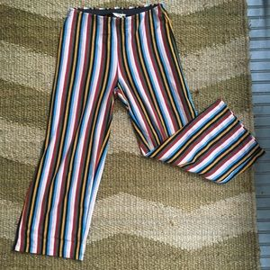 Urban Outfitters Multicolored Pull-On Pant
